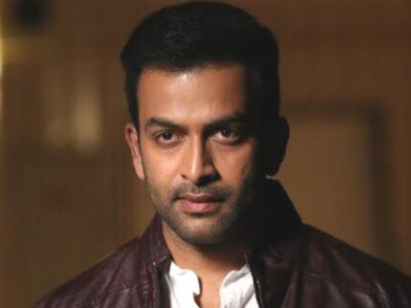 This Prithviraj Starrer Will Be The Next Big Malayalam Movie To Hit The Theatres!