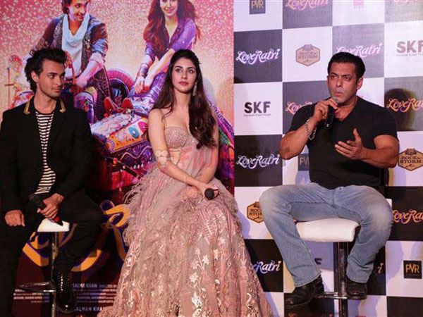 This Is Why Salman Decided To Produce Loveratri