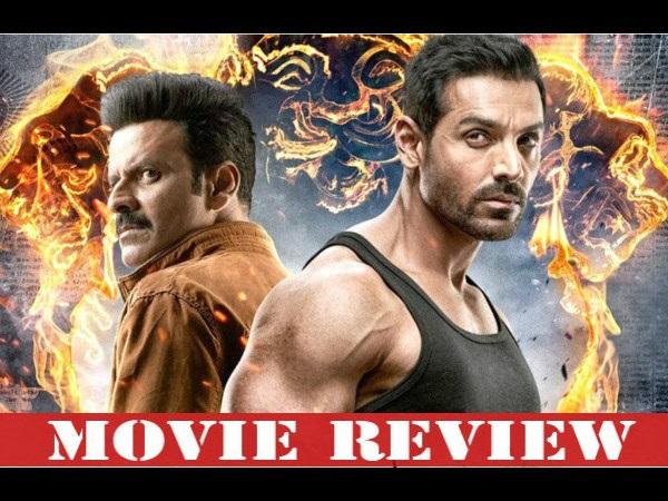 Satyameva Jayate Movie Review: John Abraham's Biceps & Crowd-Pleasing Dialogues Do The Talking!
