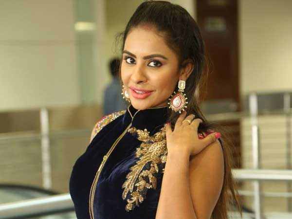 Sri Reddy To Bring Out The Ugly Side Of The Film Industry With Reddy Diary!