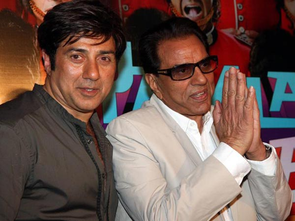 Sunny Deol Is Interested In Making A Biopic On His Dad Dharmendra But Conditions Apply!