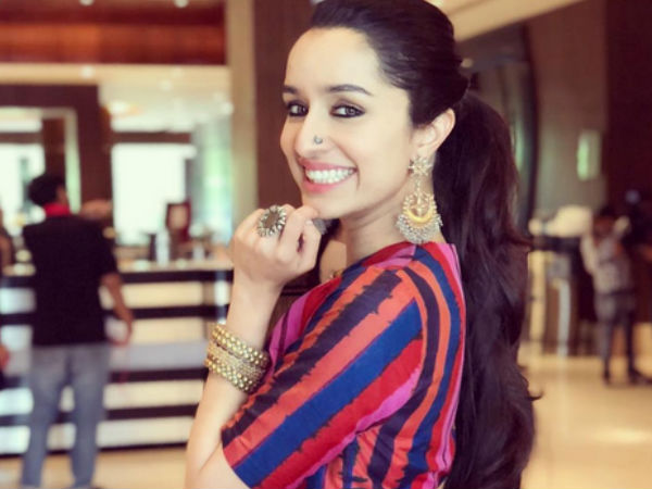 Shraddha Is Not Going For 'Body Double'