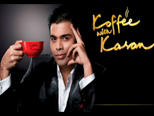 Karan Johar Brushed The Rumors Off