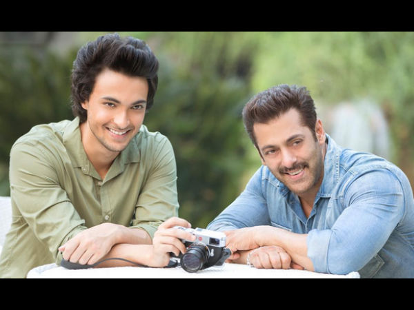 Why Aayush Didn't Want To Be Trained By Salman