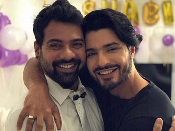 Vin Rana Wishes Shabbir