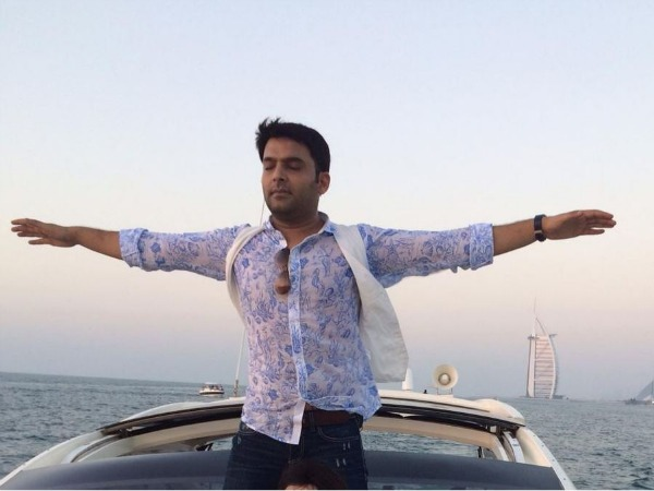 Kapil Sharma To Return With A New Show On Sony TV!