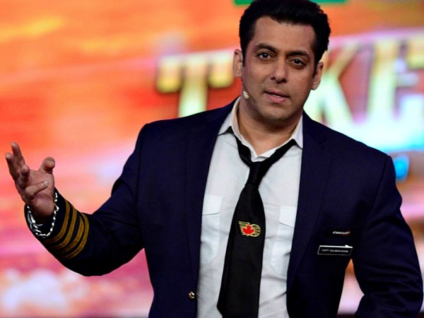 Salman Khan To Shoot For The Promo Today