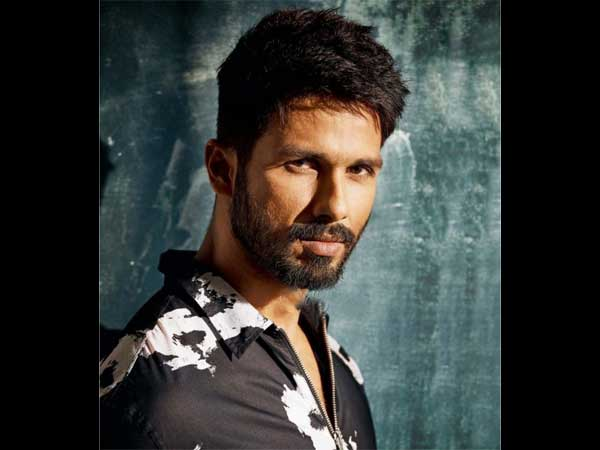 Shahid Kapoor Reveals Why He Gave Nod To Arjun Reddy Remake!