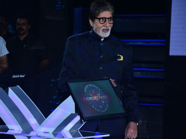 Big B Says The Contestants Are The Soul Of The Show