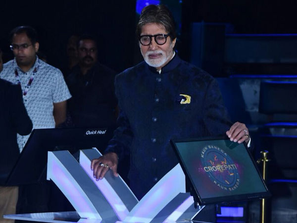 Mr Bachchan Is Believed To Be The Apt Host
