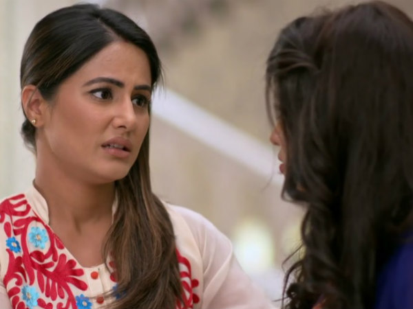 Hina Is Not Shooting For YRKKH!