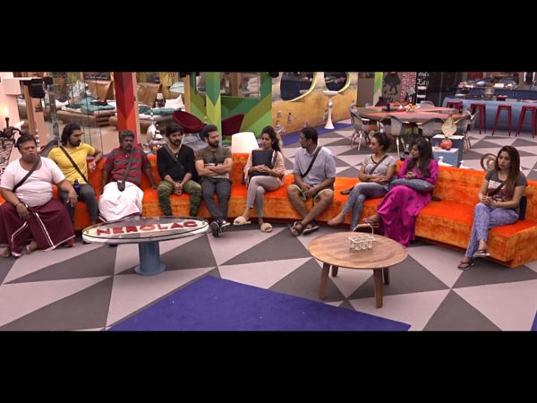 Bigg Boss Called All The Inmates
