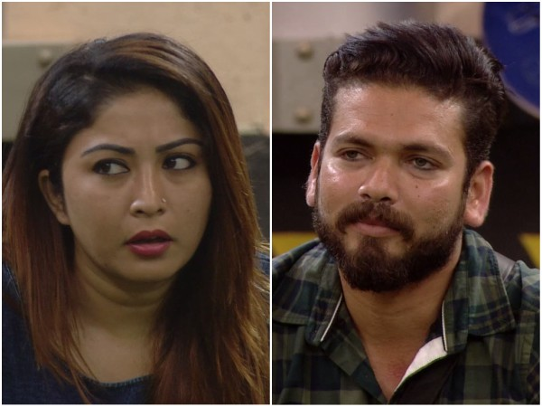 Contestants Excluding Archana and Basheer