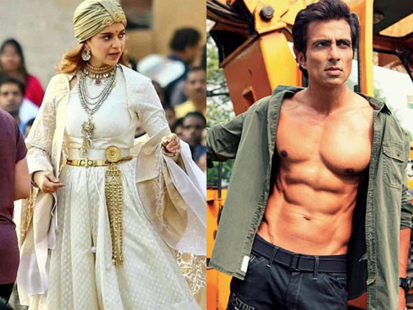 Tiff With Kangana: Sonu Sood Walks Out Of Manikarnika