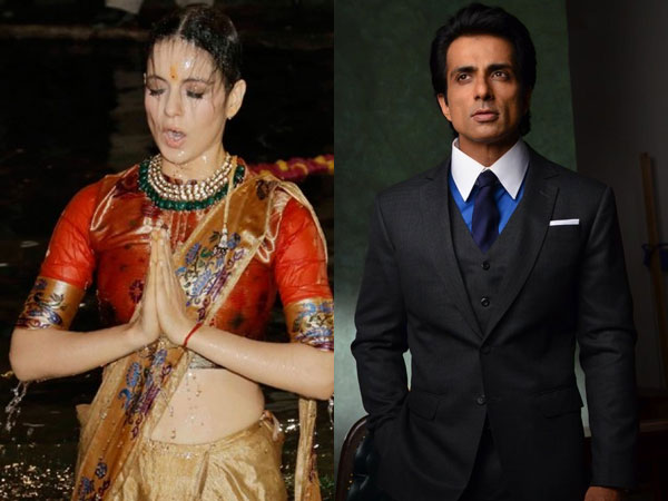 Sonu Sood Walks Out Of 'Manikarnika' After Tiff With Kangana Ranaut!