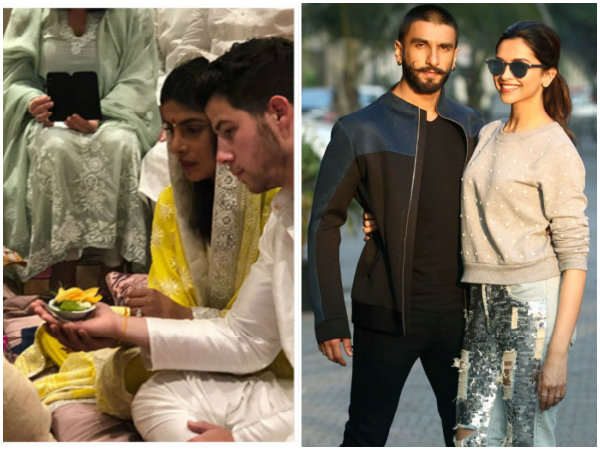 Nick Jonas & Priyanka Chopra Engagement: Deepika Padukone Wasn't Invited But Ranveer Singh Was?