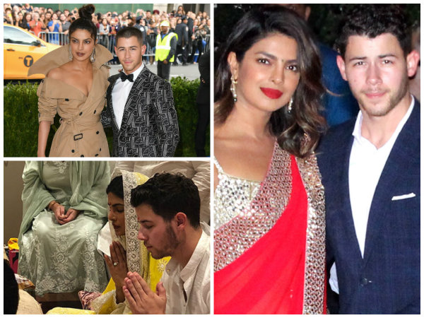 Nick Jonas & Priyanka Chopra Engagement Ceremony: A Timeline Of Their Love Story