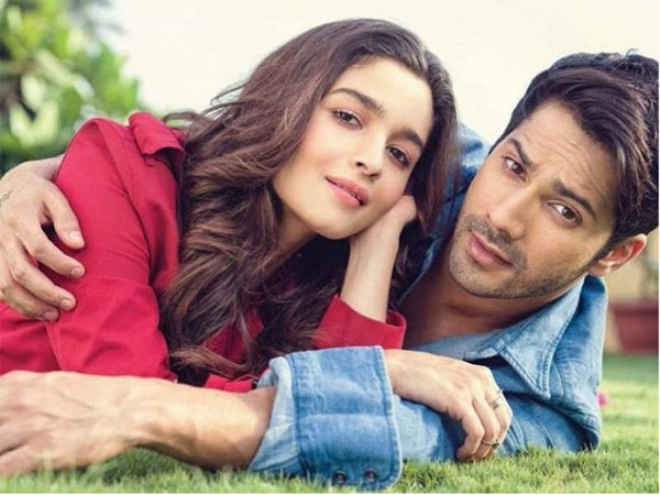 Varun On The Best Part About Working With Alia