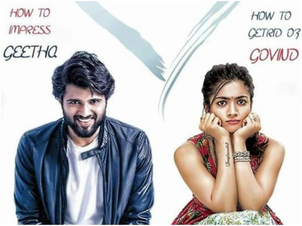Geetha Govindam Wins The Praises Of This Top Film-maker!