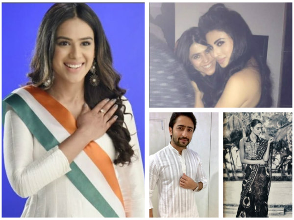 Divyanka Tripathi, Nakuul Mehta, Shaheer-Erica & Others Wish Fans Happy Independence Day!