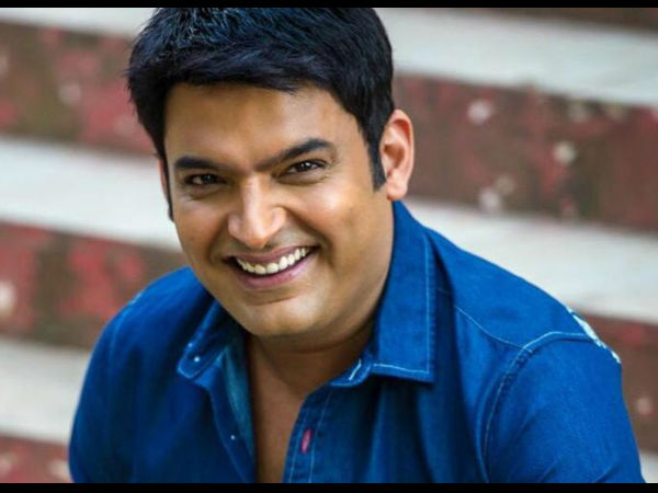 Kapil Sharma To Make  A Comeback With Punjabi Film Son Of Manjeet Singh!