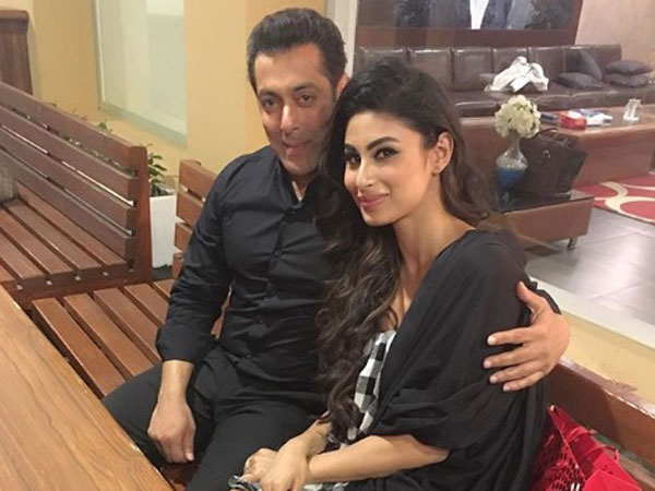 Is Salman Mentoring Mouni?
