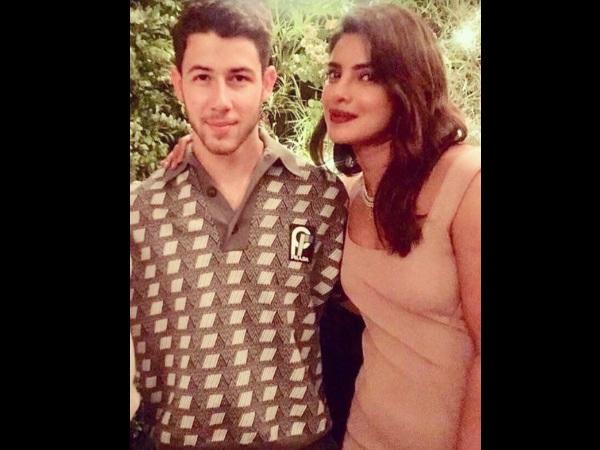 Priyanka Chopra-Nick Jonas Engagement Bash: First Picture Of Priyanka & Nick From The Party