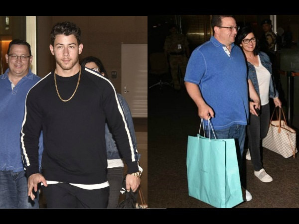 Nick Jonas-Priyanka Chopra Engagement: Nick's Parents Arrive In India With A Special Gift For Her!