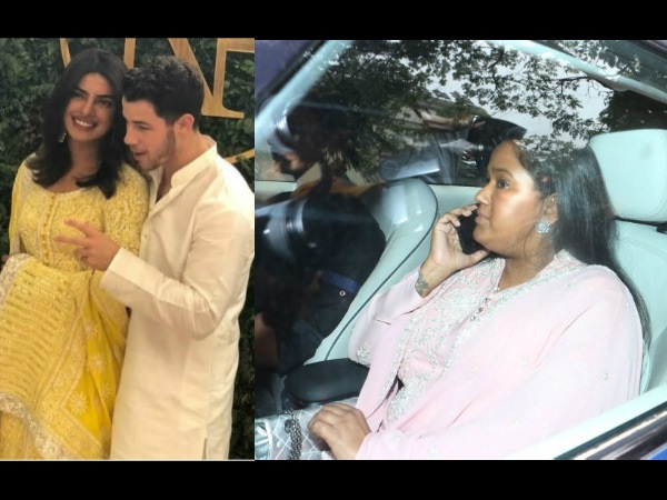 Priyanka Chopra-Nick Jonas Roka Ceremony: Arpita Khan Sharma Arrives To Bless The Couple
