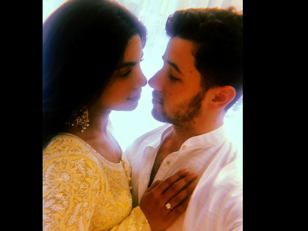 Priyanka Chopra Makes Her Engagement With Nick Jonas Official; His Comment Will Steal Your Heart