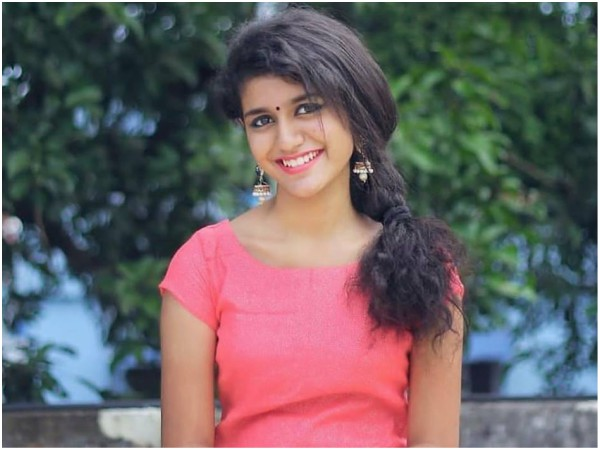 Priya Prakash Varriers New Pictures In A Traditional Attire Are Nothing Less Than Winsome!