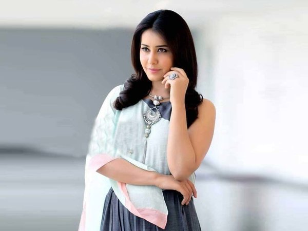 Did Raashi Khanna Miss Out On Geetha Govindam As She Demanded A High Remuneration?