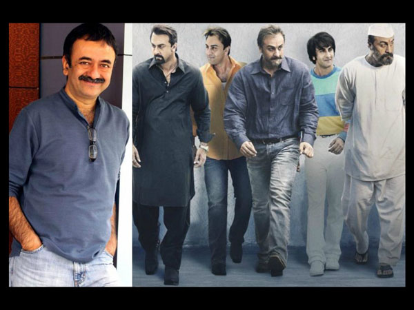 Rajkumar Hirani On Sanju: If We Had To Whitewash Anyone, We Would Have Made Sanjay Mahatma Gandhi