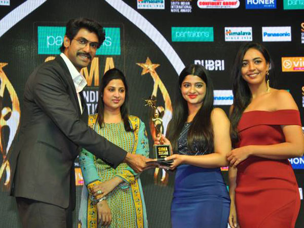 SIIMA Short Film Awards 2018: Rana Daggubati Sports A New Look At The Event, View Pics