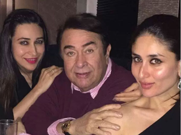 He Thought Of Taking Kareena Kapoor's Father's Help
