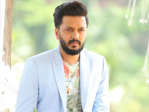 Saddened By Karunanidhi's Death, Says Riteish Deshmukh