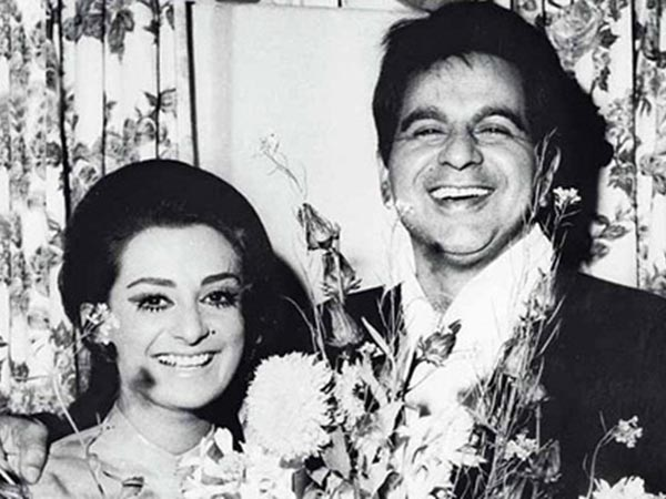 Saira's First Encounter With Dilip Kumar