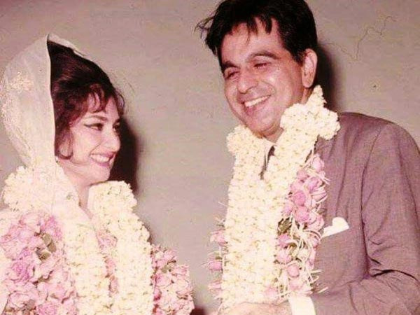 That Moment When Dilip Kumar Fell In Love With Saira