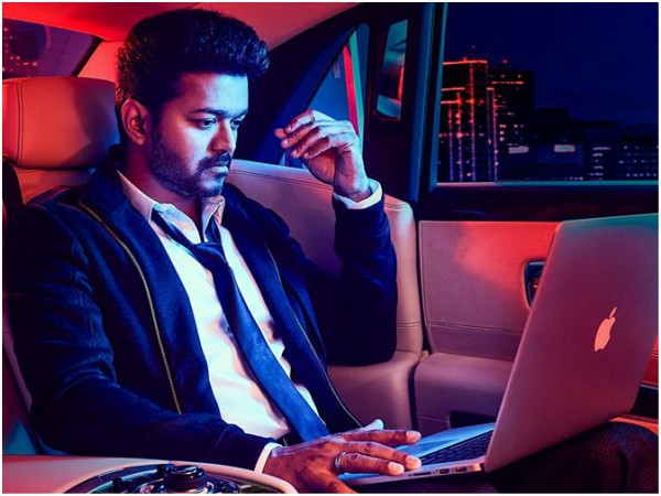 Thalapathy Vijay Starrer Sarkar's Teaser To Come Out On This Date?