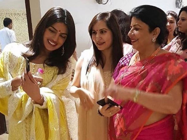 Priyanka Chopra's mother gushes over future son-in-law Nick Jonas