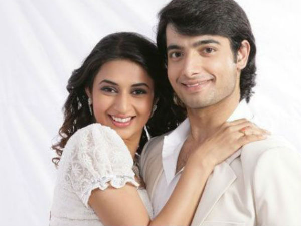 Sharad Wishes Divyanka