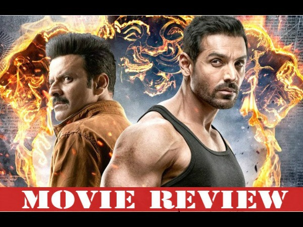 Satyameva Jayate Movie Review: John Abraham's Biceps & Crowd-Pleasing Dialogues Do The Talking!