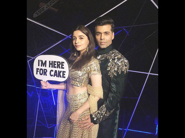 Karan Also Indirectly Green-signaled Ranbir's Relationship With Alia