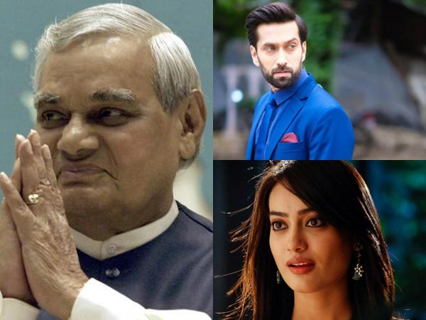Hina Khan, Rocky, Surbhi Jyoti & Other TV Actors Pay Tribute To Ex-PM Atal Bihari Vajpayee
