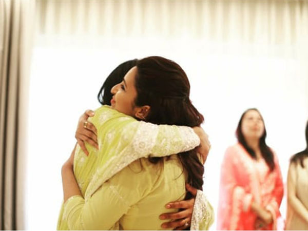 Parineeti Chopra's Emotional Post For Priyanka Chopra & Nick Jonas