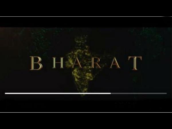 Salman Khan Starrer Bharat Teaser Is Out! Watch It Here
