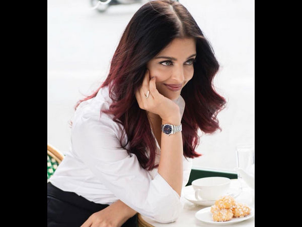 Aishwarya Also Revealed She Never Embraced Diets