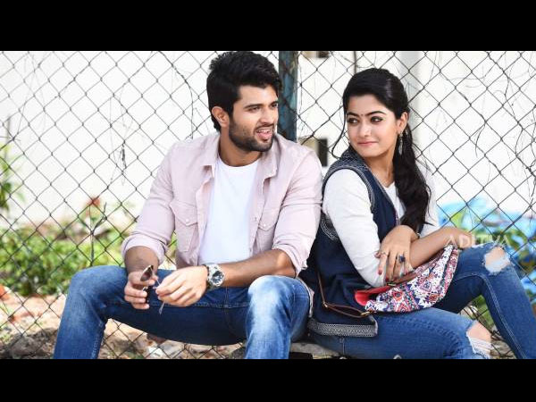 Geetha Govindam Destroys Two Bollywood Biggies