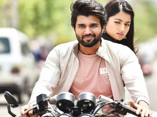 A Win For Vijay Deverakonda