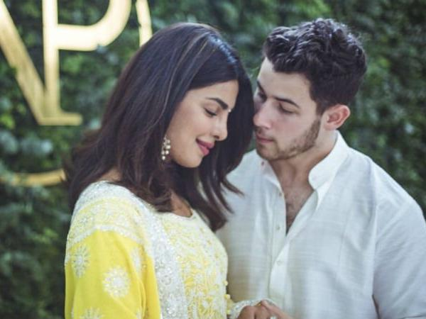 Priyanka Chopra & Nick Jonas To Attend A Wedding In Italy